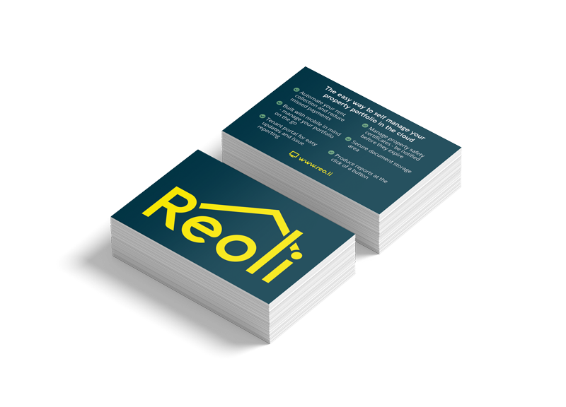 Reoli Business Cards